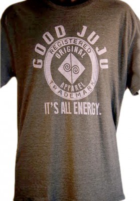 Good Juju Original Apparel Green Poly Blend
